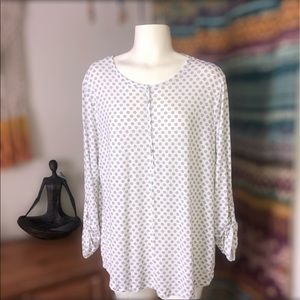 🛍Tom Tailor top Size XL